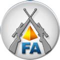 لوجو أسلحة فتح الله (المركز الرئيسي)  - محطة الرمل Logo of Fat Halla Fishing Supplies - Alexandria HQ