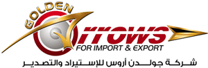 لوجو جولدن أروس - الفداوي لأدوات الصيد - المنصورة Logo of Golden Arrows Exports & Imports, Mansoura